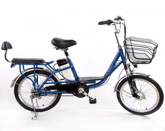 электрический велосипед Elbike Duet