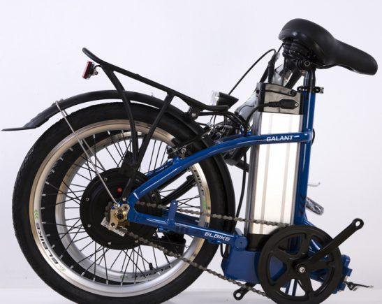 электрический велосипед Elbike Galant