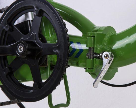 электрический велосипед Elbike Galant Vip