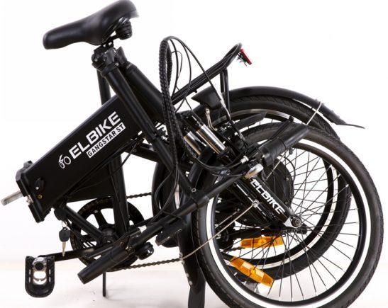 электрический велосипед Elbike Gangstar St