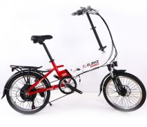 Электровелосипед Elbike Gangstar Vip (13)