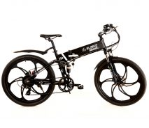 Электровелосипед Elbike Hummer Elite (13)