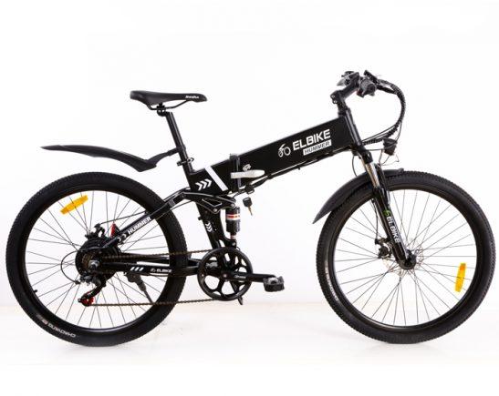 электрический велосипед Elbike Hummer Vip