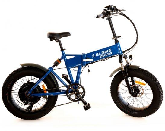 электрический велосипед Elbike Matrix