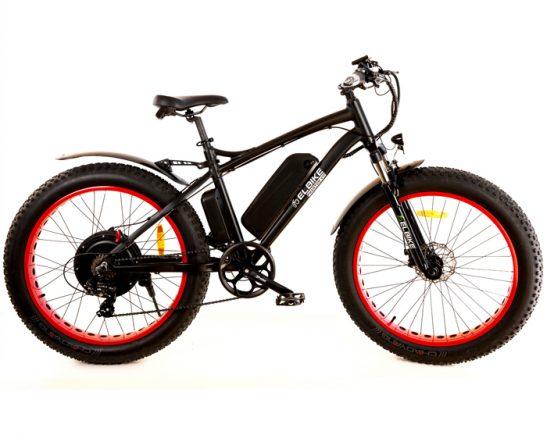 электрический велосипед Elbike Phantom Vip