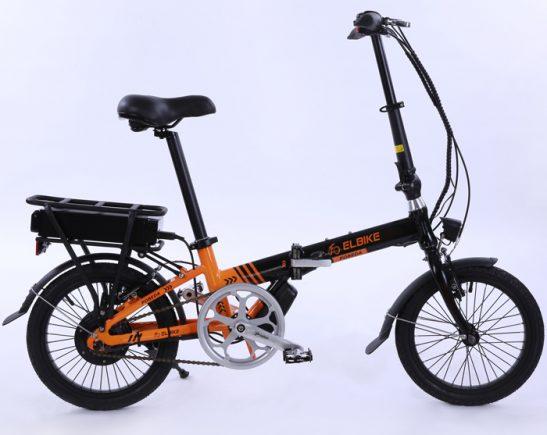 электрический велосипед Elbike Pobeda