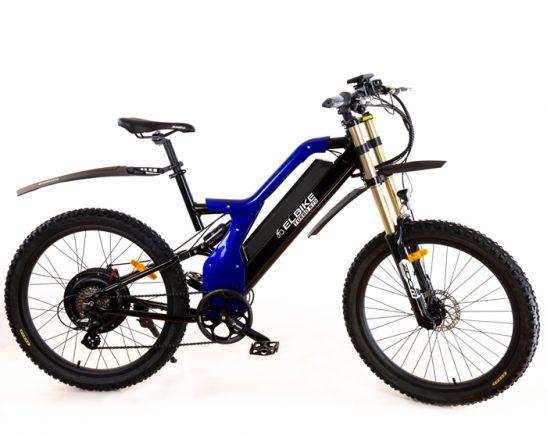 электрический велосипед Elbike Turbo R-75 Vip