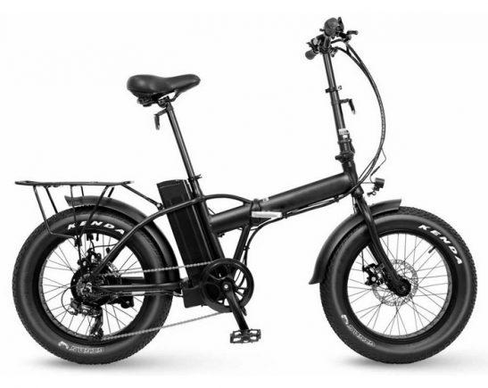 электрический велосипед Fatbike Pride 2