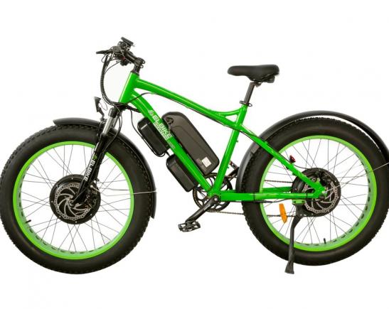 электрический велосипед Elbike Phantom Twix