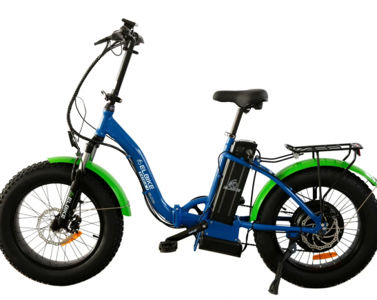электрический велосипед Elbike Taiga 1 Elite