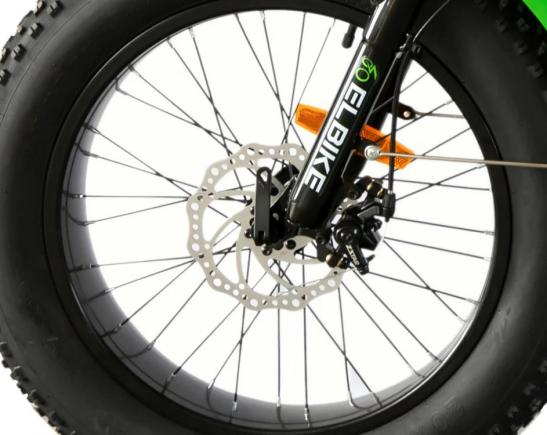 электрический велосипед Elbike Taiga 1 Vip