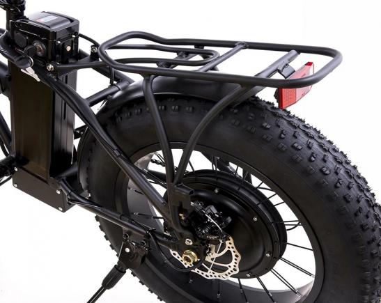 электрический велосипед Elbike Taiga 2 Vip