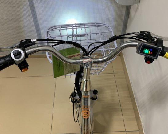 электрический велосипед Xinze V8