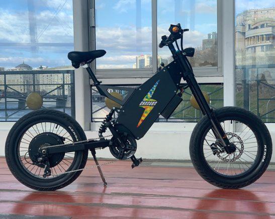 электрический велосипед Charger mini 3K