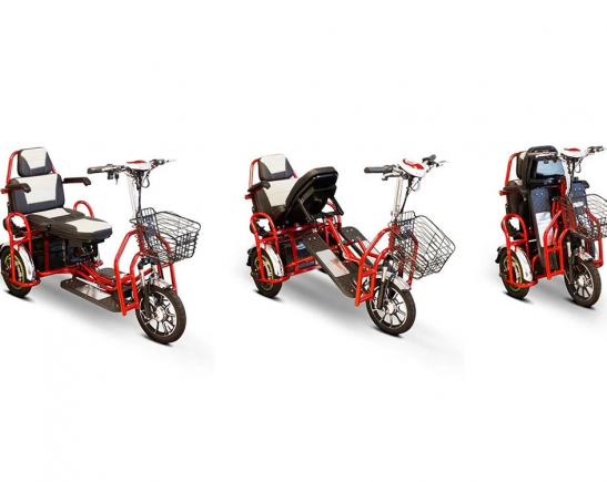электрический велосипед Elbike Adjutant A3 350