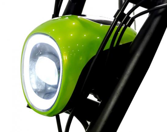 электрический велосипед Elbike Dacha Mini 12