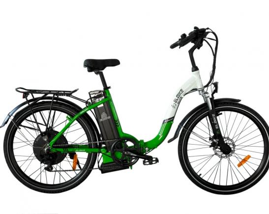 электрический велосипед Elbike Galant Big Elite
