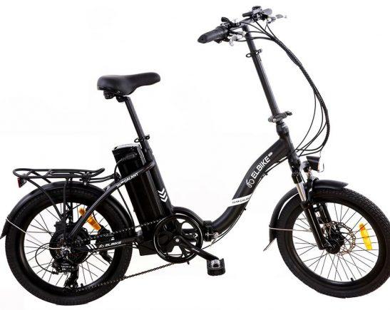 электрический велосипед Elbike Galant Elite