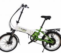 Электровелосипед Elbike Gangstar