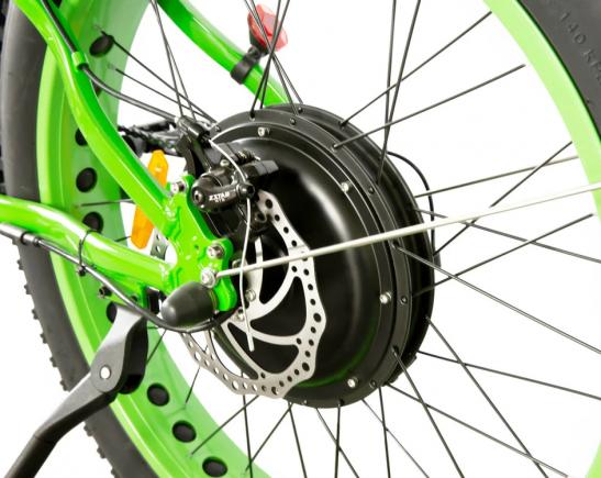 электрический велосипед Elbike Phantom Elite