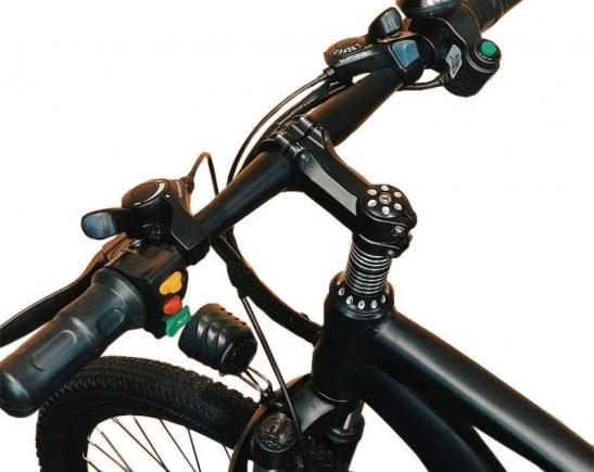 электрический велосипед Syccyba H3