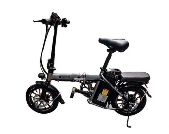 электрический велосипед Syccyba Mimik